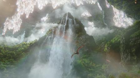 电影世界观深度解析,史前文明如此壮观,现实中也能找到它的影子