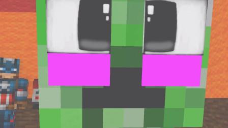我的世界动画-怪物幼儿园-凋灵骷髅