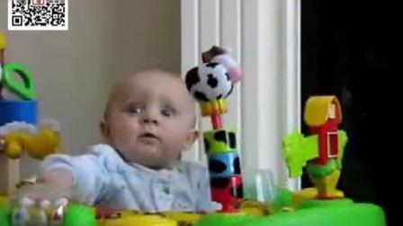 史上十大点击率最高的宝宝神笑!