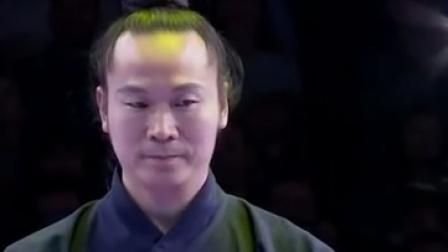 袁理敏道长行云流水的三丰太极拳征服了老外,让武当功夫誉满海外