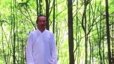 张三丰创立武当三丰派,传世太极十三势,顾师毅道长练的气韵蓬发