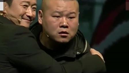 吴京很绅士地怼回去,岳云鹏活腻了居然当众调戏谢楠