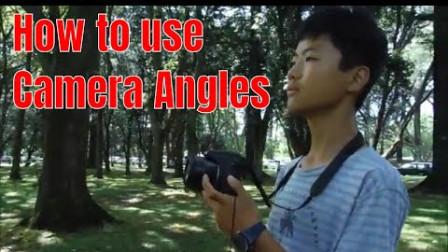 拍摄角度在旅游视频中的应用