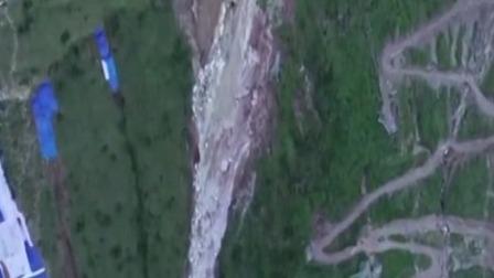 成昆铁路四川甘洛段发生山体崩塌 初步确定山体崩塌致17人失联