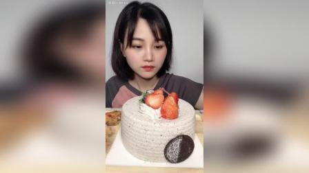 今天吃蛋糕