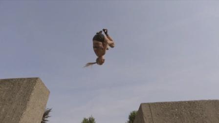 天赋异禀!荷兰14岁跑酷女生Noa Diorgina横空出世