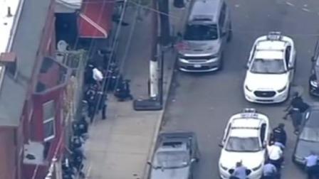 广视新闻 2019 费城枪击案:枪手与数小时后