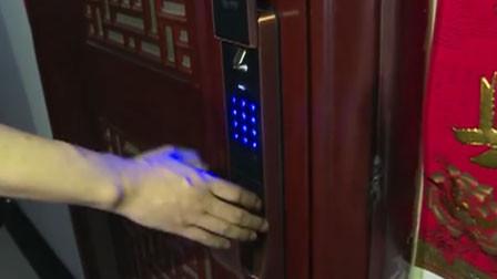 """数千元买的智能锁变""""智障锁"""" 自从装了这个锁""""有家难回"""""""