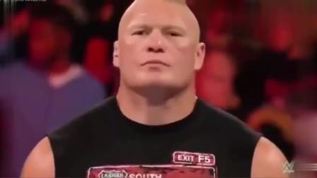 wwe兰迪奥顿十大rko WWE 兰迪奥顿的必杀绝技 一招RKO击败布洛克