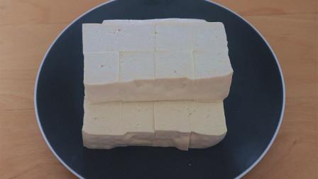 豆腐换一种新吃法,味道特别棒,下酒又下饭,吃一口满嘴香