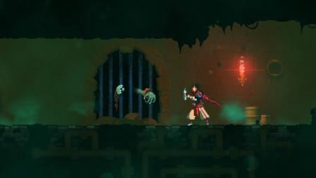 【逐梦】《死亡细胞》实况3 猛毒下水道+传送符文
