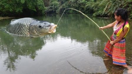 还别说,这样烤出来钓鱼还真有食欲!