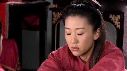 穆桂英挂帅:杨宗保说自己妻子不像个女人,穆桂英委屈的想哭