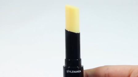3ce滋润唇膏,美唇实力派,呵护唇部的每一寸肌肤!