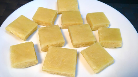 这么鼓捣,玉米也能做出高大上的甜品来,颜值够用,味道更没的说