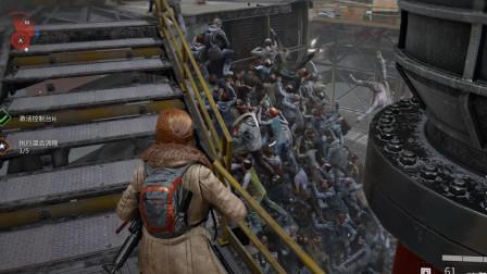 哟桑【僵尸世界大战】莫斯科 苏联的地堡 第九期
