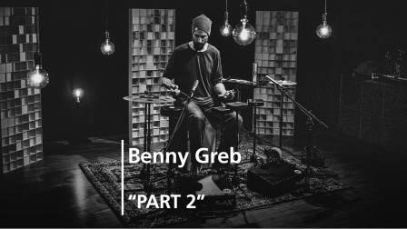 ★ME威律动★Benny Greb - Meinl Percussion Studio Session 2
