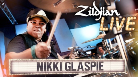 ★ME威律动★Nikki Glaspie - Feel Every Piece (Zildjian Live 2019)