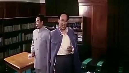 毛和周谈论, 对彭总的评价很中肯的