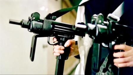 枪战片经典之作,枪迷们值得一看的香港电影《致命的豹》