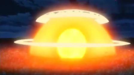 鸣人为了救雏田失去理智,这种状态下,实力全忍界第一