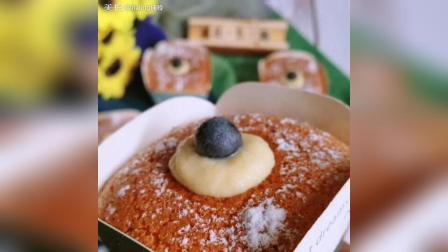 种草很久的一款蛋糕 北海道戚风