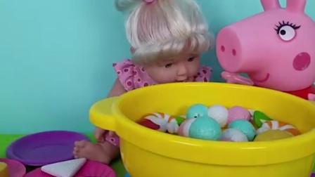 玩具 小猪佩奇和洋娃娃