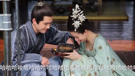 快来看刘昊然和宋祖儿,俩人片场欢乐吃点心日常