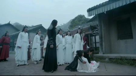 陈情令:全剧中唯一被魏无羡公主抱的角色,真是惋惜又羡慕的感觉!
