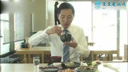 孤独的美食家:只要井之头五郎吃饭,那是一点都不带剩的!