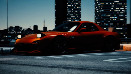 SHUTO MOBSTER - Feed RX7 - Assetto Corsa