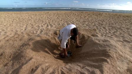 流落荒岛的时候,怎样利用太阳热量获得可饮用的淡水?