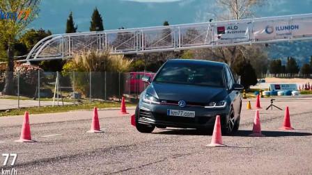 """""""麋鹿测试""""到底是什么?真的能体现一台车的操控吗?"""