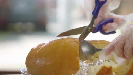 舌尖上的美食:鸡肉嫩滑爽口,面包蓬松耐嚼马来西亚咖喱面包鸡让人馋晕了!