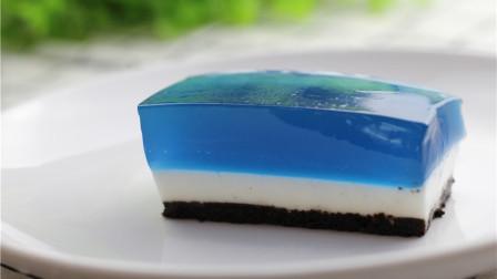 这才是最适合夏天吃的甜品,无需烤箱做法简单,冰冰凉凉入口即化