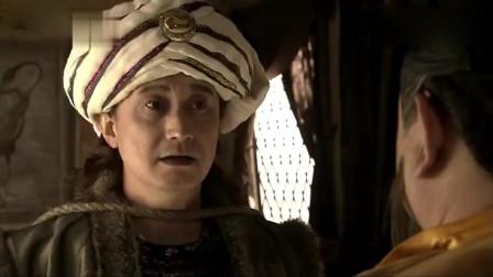 神探狄仁杰:沙尔汗低头了,向狄仁杰和盘托出自己的所有罪经过