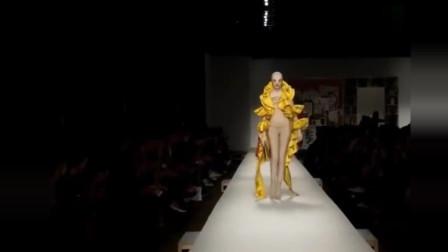 时装秀:最奇葩的设计,独特时尚的造型,真是难以理解!