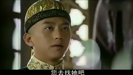 少年康熙:皇帝忍不住思念,去房间找格格
