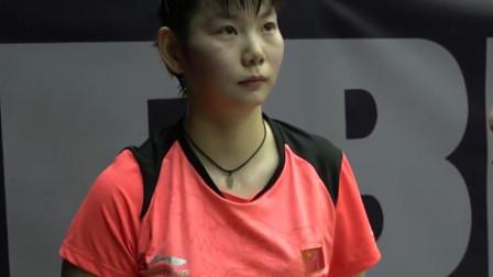 日本女乒爆冷出局,竟接连输给同一国乒陪练,她能否再创辉煌稳拿宝座?
