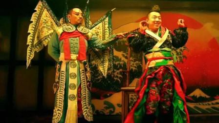 厨子戏子痞子:黄渤跳舞把人笑喷,还穿得花花绿绿,一直扭屁股
