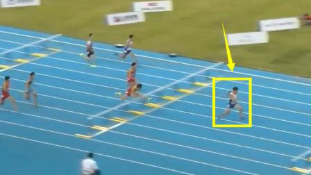 刘翔接班人?比青年还快0.09!17岁中国新飞人爆发赢第二名4米夺冠