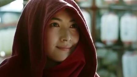 长安十二时辰:红衣女子头戴面纱出长安城,怎料女子揭下面纱!