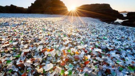 """世界上最美最值钱的沙滩,遍地""""宝石""""随便拿,专家:20年后消失"""