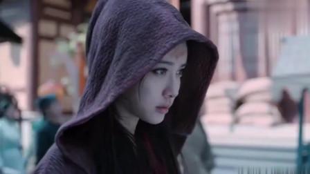 陈情令:魏无羡独自喝酒,碰到狼狈的女子是故人!