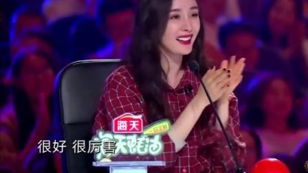 中国达人秀6:视频点击几亿的邱勇,为沈腾现场作诗笑翻众人!