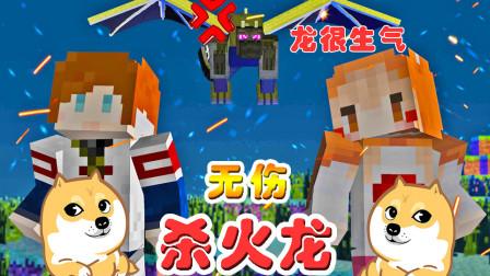 【逍遥小枫 & 馨馨酱】一起漂洋过海探索新大陆!  我的世界Minecraft生活大冒险#6