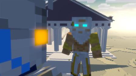 我的世界动画-奥特曼 vs 宙斯-ShockMC