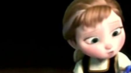 冰雪奇缘小萝莉推销月饼,中秋了,五仁韭菜的月饼要来一份吗?