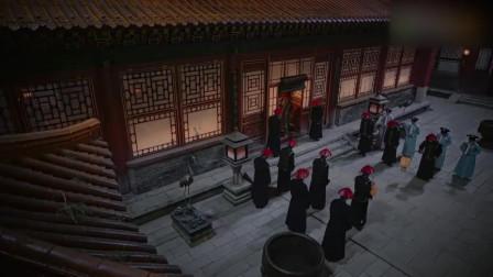 如懿传:永琏去世,皇上崩溃安慰皇后
