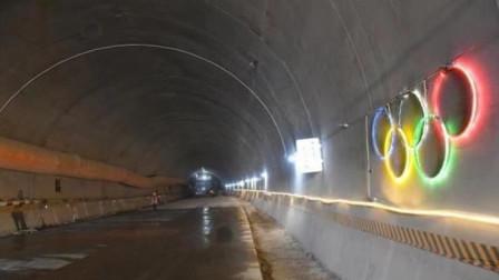 世界最长公路螺旋隧道贯通